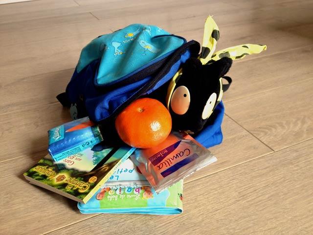 La stratégie du sac pour vos sorties et voyages