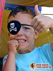 Les petits pirates approuvent