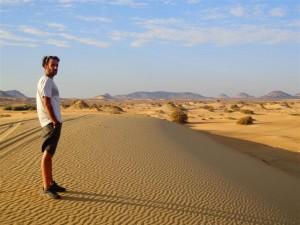 Olivier des Kids Trotteurs-Oasis de Baharya- Égypte