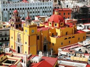 Le Mexique côté lagune et architecture