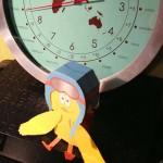 DIY : Le papertoy Poussin Voyageur en exclu !