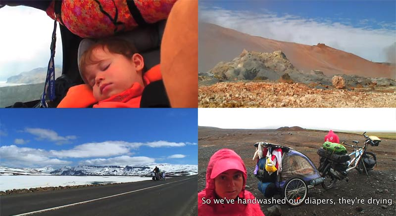 Tour d'Islande en vélo - No Man Iceland