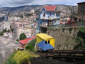 """Valparaiso: une ville """"archi""""-chouette !"""