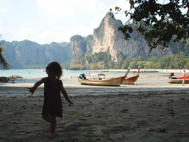 La Thaïlande avec 2 enfants