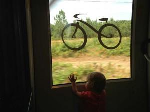 Voyager en train avec vélos et enfants : Mission (im)possible ? (1/5)