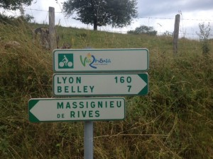La Via Rhona en famille : de Seyssel à Belley