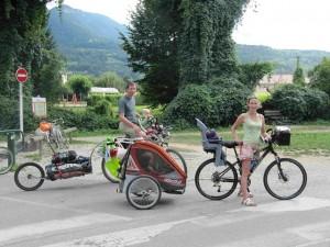 Comment préparer son voyage à vélo en famille ?