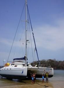 Tour du monde en bateau et en famille