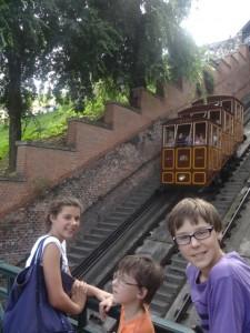 Famille Leloup - tour d'Europe en camping-car