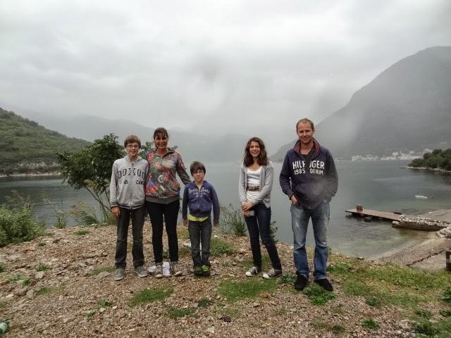 Le tour d'Europe en famille vu par une ado