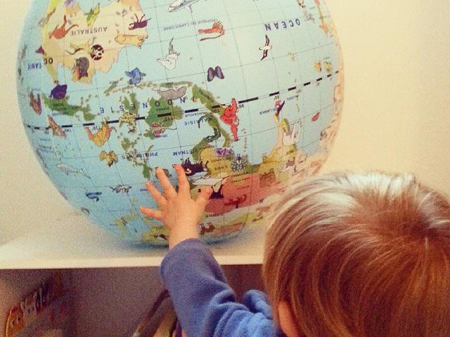 Virginie, blogueuse partage sa vision du voyage en famille