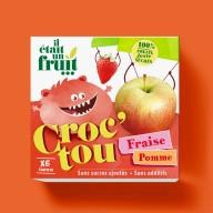 croc tou fraise pomme