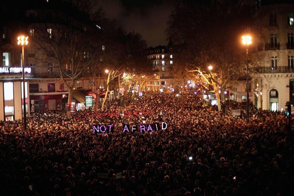 Nous sommes Charlie… et Paris