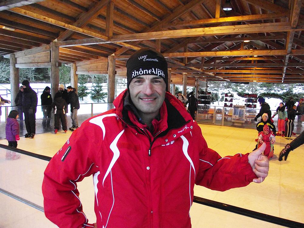 Les conseils de Denis, moniteur de ski au Mont-Aigoual
