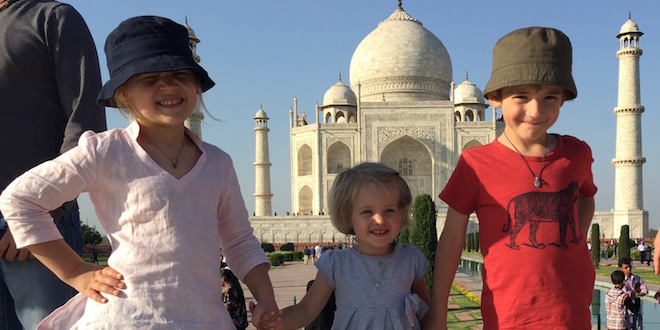 L'Inde avec 3 enfants, 2 semaines