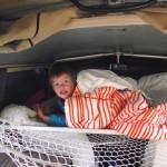 Le lit-hamac aka la cabane de lutin