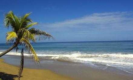 Porto Rico – San Juan – 1 enfant