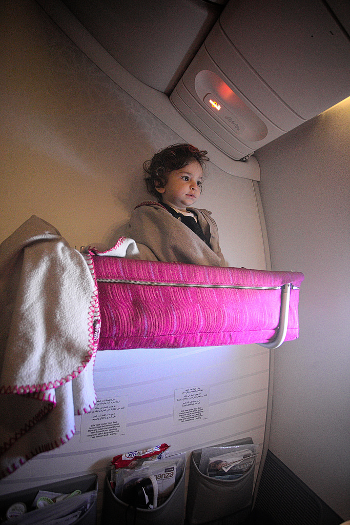 poussette bebe turkish airlines