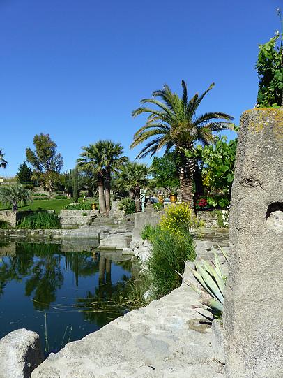 Le jardin de saint adrien poussin voyageur - Les jardins de saint adrien ...