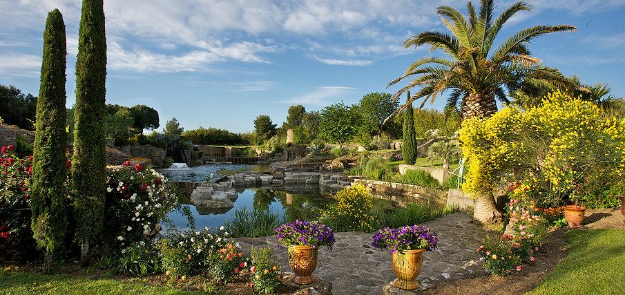 Le jardin de saint adrien poussin voyageur for Le jardin voyageur