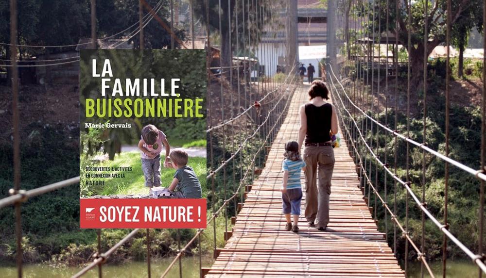"""Interview de Marie Gervais auteure de """"Ma famille buissonnière"""""""