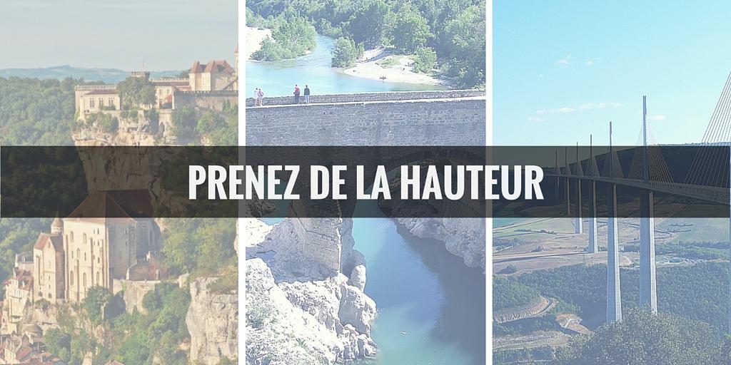 Les plus beaux points de vue Languedoc-Roussillon-Midi-Pyrénées