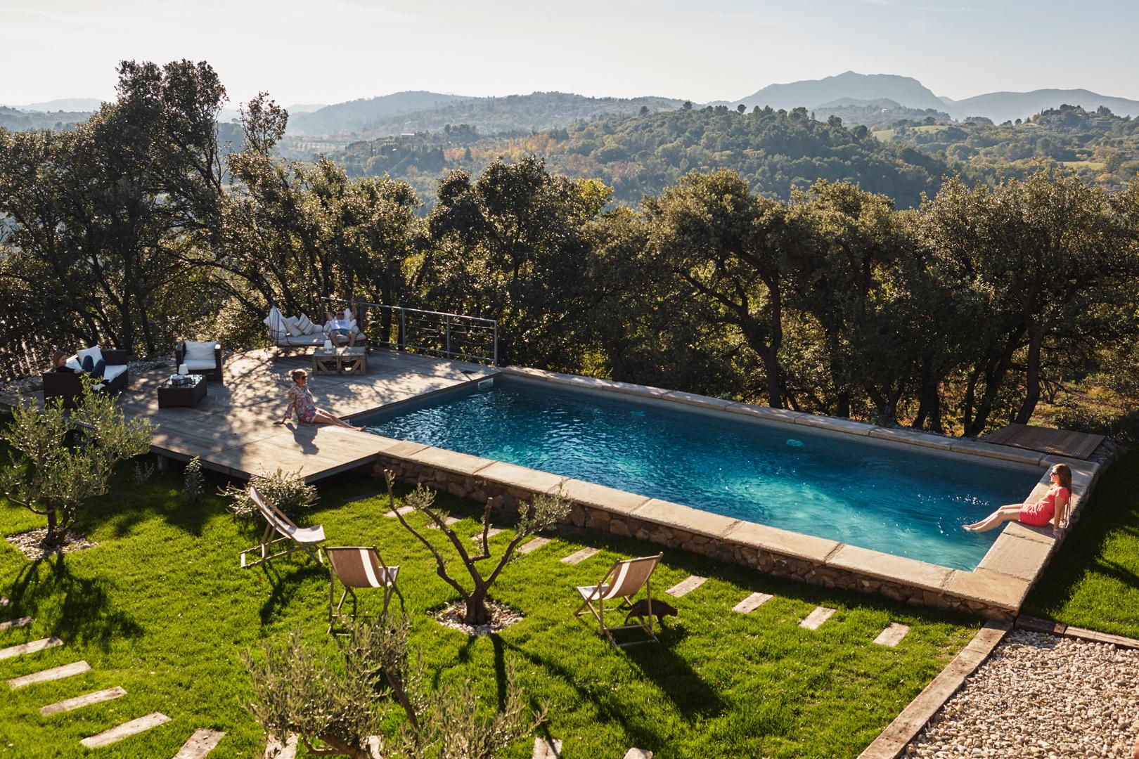 Ils ont créé un vrai lieu de vacances en famille – Interview