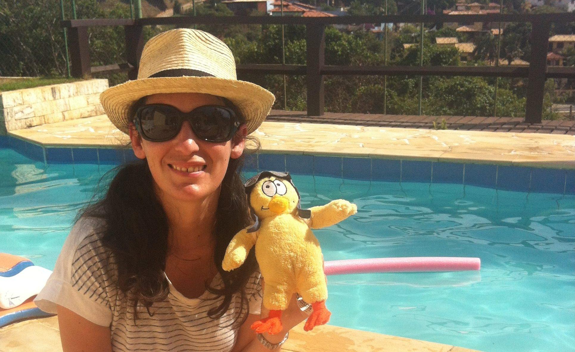 Interview de Marjorie, première ambassadrice de Poussin Voyageur