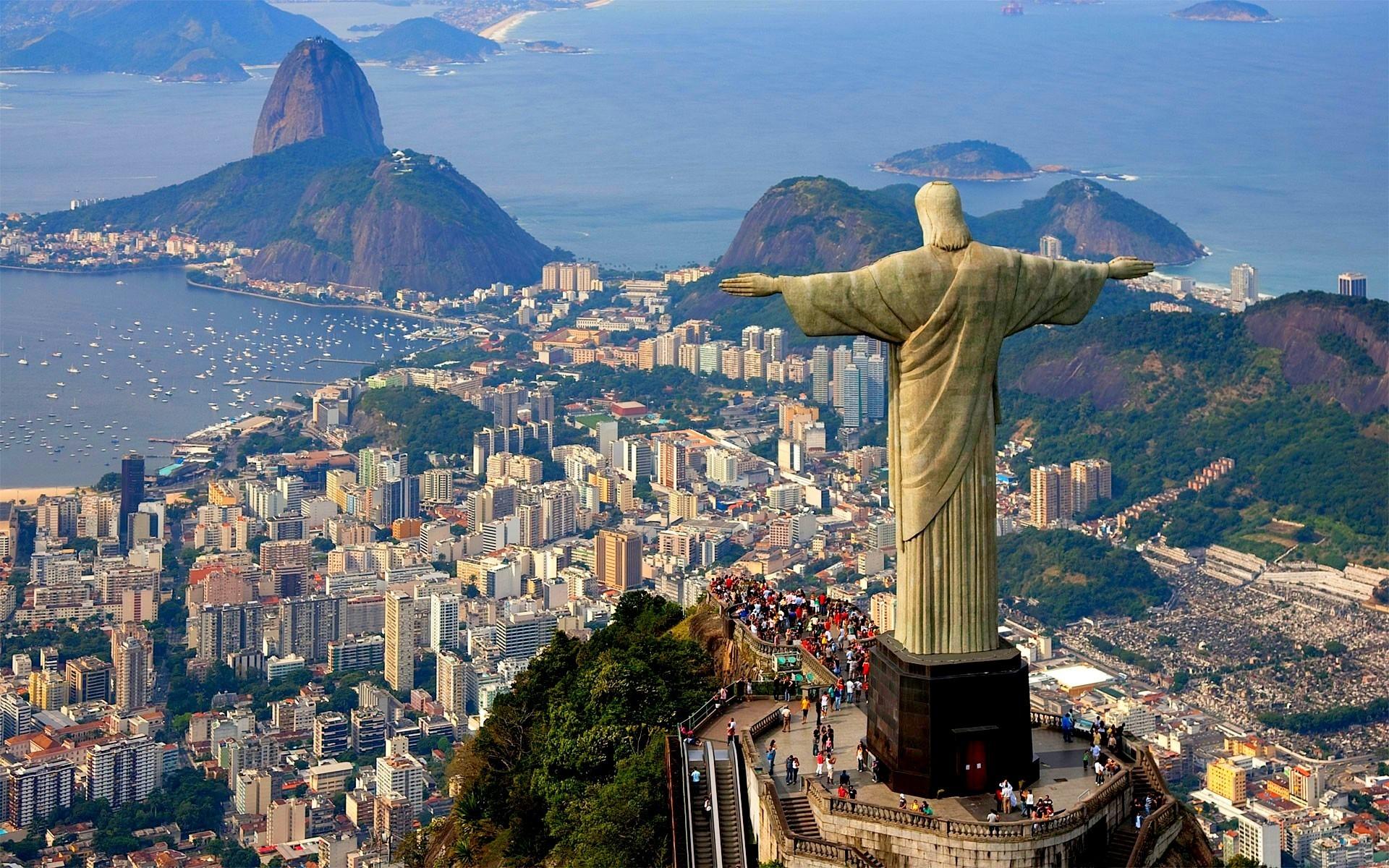 2 semaines au Brésil avec 2 enfants