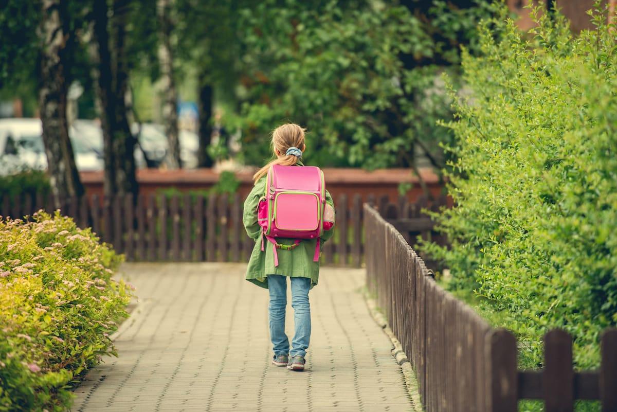 Trajet école : une première aventure pour les enfants