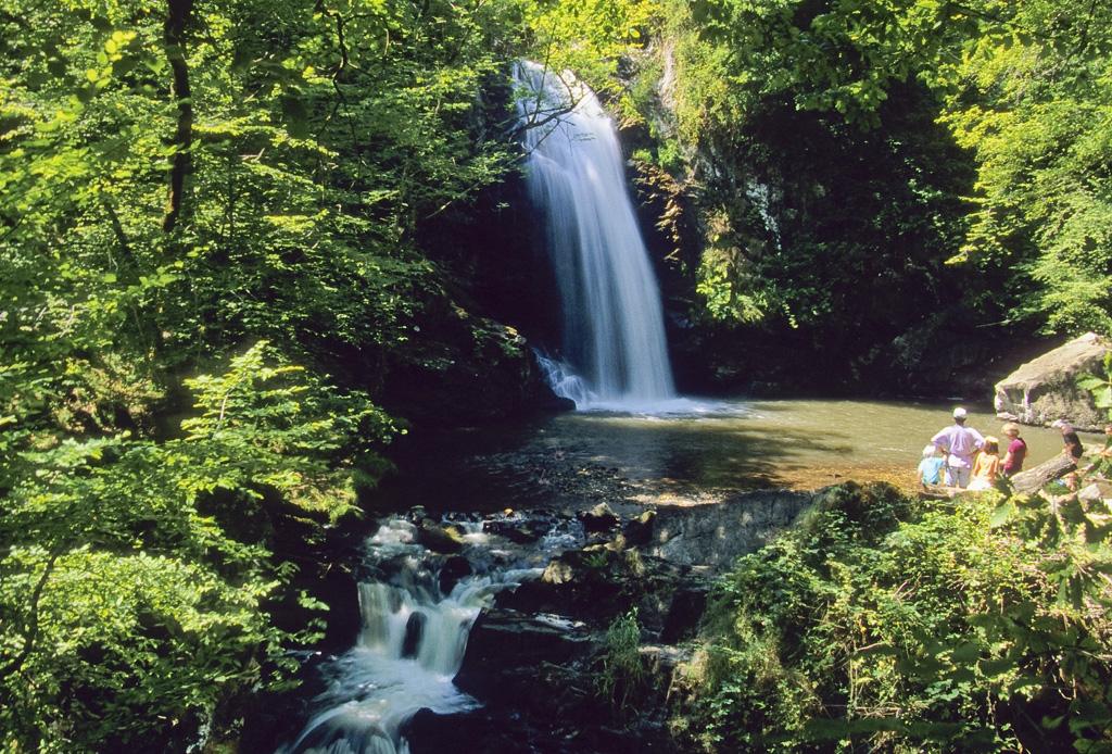 cascade-murel-famille-correze