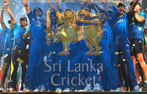 L'équipe du Sri Lanka
