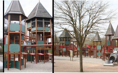 Parc des Coudrays