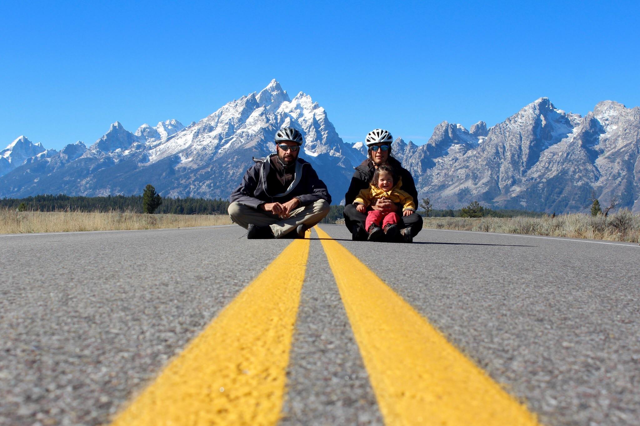 Alaska → Argentine : l'Amérique à vélo avec 1 enfant !